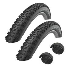 "27.5"" X 2.10 650B SCHWALBE RAPID ROB Puncture Protection KNOBLY Bike Cycle Tyre"