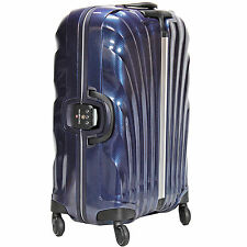Samsonite Lite-Locked Spinner 4 Rollen Trolley Koffer Hartschale curv 81 cm