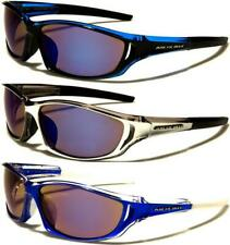 NEW SUNGLASSES BLACK DESIGNER MENS LADIES MIRROR AVIATOR MIRRORED WRAP SPORTS