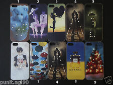 Imported Fancy Stone (Diamond) Hard Back Cover Case For Apple Iphone 5 5G 5S