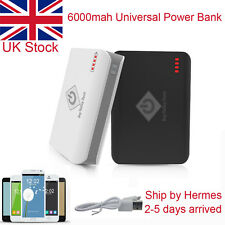 External 6000mAh Power Bank Pack Portable USB Battery Charger For Mobile Phone