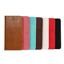 6S Luxury Shell Hot Card Pocket Flip Stand Leather Soft Case Cover For IPhone 6S