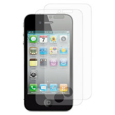 Lot/ Pack Films D'ecran Protecteurs Protection Apple iPhone 4/ 4S/ 4G