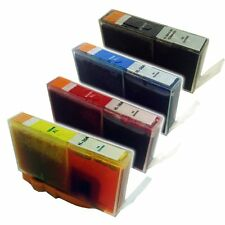 8 HP 364XL (Black, Cyan, Magenta, Yellow) Ink Cartridge for Photosmart printers