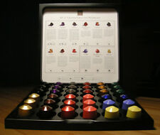 NEW Nespresso Wooden Discovery Box Case Display Gift Coffee Capsules Storage