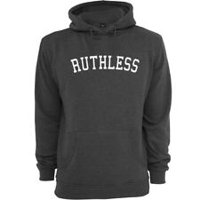 Mister Tee Ruthless Hoody / Hip Hop  / Charcoal