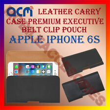 ACM-BELT CASE for APPLE IPHONE 6S MOBILE LEATHER POUCH COVER HOLDER HOLSTER NEW