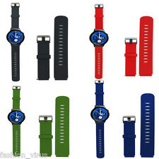 Replacement Sports Silicone Watch Wrist Bracelet Band Strap for Huawei Watch fv