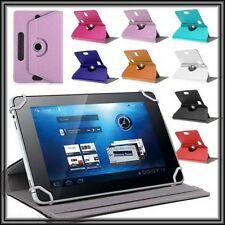 "AARA Premium Leather Case Cover Stand for 7"" inch Universal Tablet PC Tab"