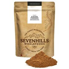 Sevenhills Wholefoods Organic Cacao Powder | Chocolate Detox, Baking