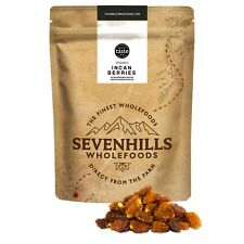 Sevenhills Wholefoods Organic Raw Incan Berries | Detox, Diet, Weight loss