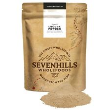 Sevenhills Wholefoods Organic Raw Lucuma Powder | Detox, Diet, Weight Loss