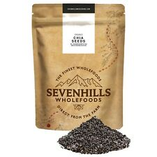 Sevenhills Wholefoods Organic Raw Chia Seeds | Weight loss, Diet, Energy