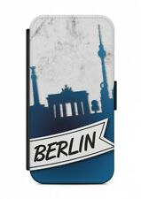 iPhone BERLINO Custodia Flip custodia case cover Handyhülle PROTEZIONE