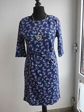 Mon Style Taille Grande Long Robe Tunique Taille 40 - 56 à motif (054) NEUF
