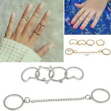 Knuckle Anelli Falange Brillante 6 catena MIDI per SUPERIORE Above