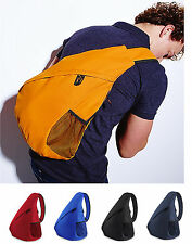 Universal Monostrap Backpack Single Strap Rucksack Messenger BagBase BG211