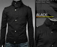 Men's Stylish Slim Fit Zip Hooded Hoodies Jacket Pullover sweater -164