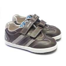 Boys Geox Trainers - Geox Vita Boys Casual Leather Shoes RRP £55