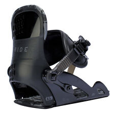Ride Micro Kids snowboard bindings Black XS/S 2016