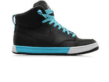 NIKE AIR ROYALTY HI BLACK UK 4.5 EU 38 DUNK BLAZER HI HIGH TOPS TOP TRAINERS