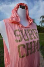 New Victorias Secret Hooded Beach Sexy Swim Cover Up Dress Surf Chic  S Hoodie