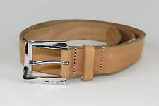 Diesel Belt BESCU CINTURA 00S8YQ-0PADU-31Y Light brown Leather + new +