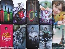 IMPORTED DESIGNER PRINTED HARD BACK CASE COVER FOR NOKIA LUMIA 630 635