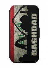 iPhone IRAQ BAGDAD 2 Custodia Flip custodia case cover Handyhülle PROTEZIONE
