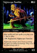 4x Famiglio Tenebrologo - Nightscape Familiar MTG MAGIC PLS Planeshift Eng/Ita
