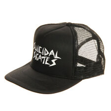 Suicidal Tendencies - Suicidal Skates Flip Hat Black Snap Back Mütze