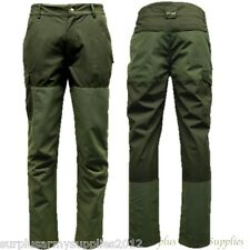TACTICAL RIPSTOP & WATERPROOF TROUSERS ARMY OLIVE GREEN WORKWEAR HIKING HUNTING