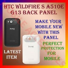ACM-High Quality Back Battery Door Panel HTC Wildfire S A510e G13 Housing Cover