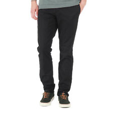 Carhartt WIP - Sid Pant 'Lamar' Stretch Twill, 8.6 oz Black Rinsed