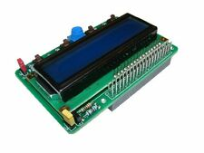 LCD 16 x 2 Alphanumeric Display + Push Buttons for Raspberry Pi