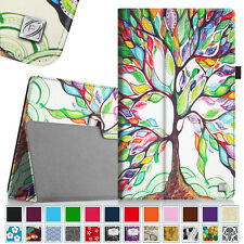 Folio Stand Case PU Leather Cover for 2015 Amazon Fire 7 /Fire HD 8 /Fire H