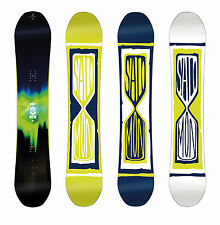 Salomon Time Machine Snowboard 2015 Mens All-Mountain Freestyle Hybrid Camber