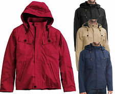 Timberland Hombre Chaqueta impermeable Chaqueta Mount ClayCargo Talla M #TL558