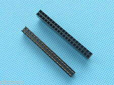 Male/Female Single/Double Row Straight/Angle Header SIL Strip Connector 2.54mm