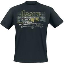 CAMISETA,THE DOORS-RIDERS ON THE STORM RFE MC007