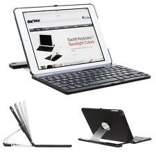 New SHARKK Apple iPad Air All-in-1 Bluetooth Wireless Keyboard With Case &