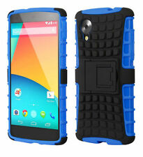 Nexus 5 Back Cover, Cruzerlite Shock Proof Dual Armour Back Cover for LG Nexus 5