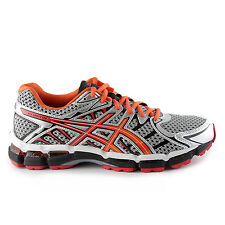 ASICS Gel Surveyor 2 Running Shoe - Iron/Black/Red (Mens)