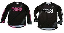 SANTA CRUZ JERSEY TRAIL LONG SLEEVE ENDURO BIKE DH MTB LANGARM TRIKOT