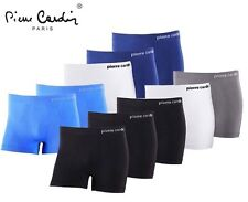 New Mens Pierre Cardin Paris  Underwear Seamless Boxer Shorts Pack of 4 & 5