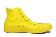 CONVERSE All star sneakers alte giallo  scarpe uomo donna mod. 152700C