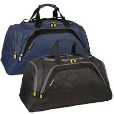 Mens Large Big Holdall Gym & Sports Bag for SPORTS TRAVEL WORK - NEW 26
