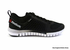 Reebok men Zquick Electrify running shoes sneakers - Black / White