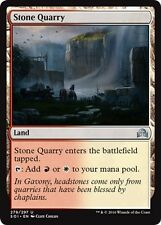4x Cava di Pietra - Stone Quarry MTG MAGIC SOI Shadows over Innistrad Eng/Ita