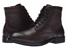 Men Shoes Kenneth Cole Selective Lace Up Leather Boot RMF5LE062 Brown *New
